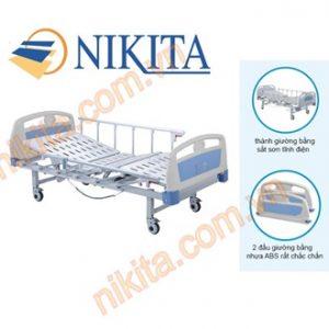 giường bệnh 2 chức năng nikita