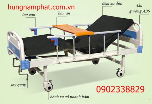 giuong y tế nikita mẫu mới hcm
