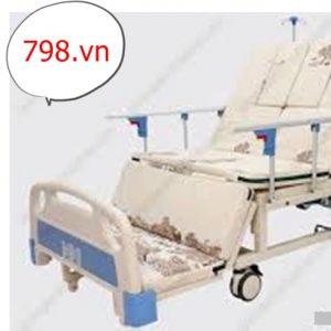 giường y tế cơ điện 9 chức năng Nikita