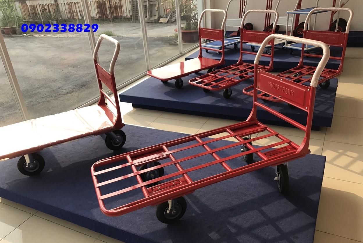 showroom xe đẩy hàng 4 bánh lớn nhất tphcm