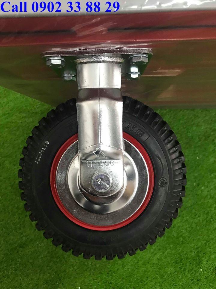 bánh xe đẩy hàng chất lượng