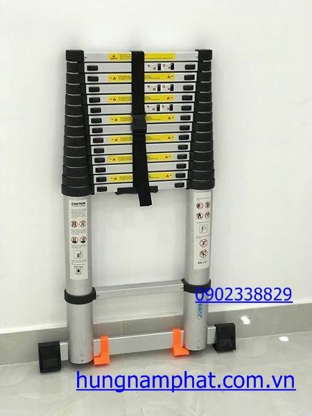 Thang Nhôm Rút 5m-3m