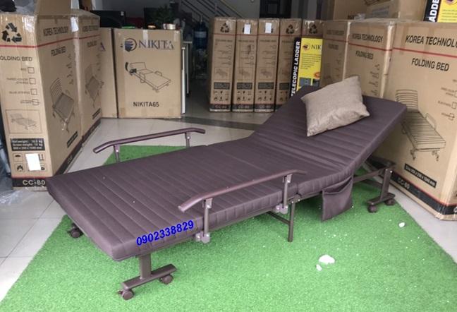 giường gấp hàn quốc cc80