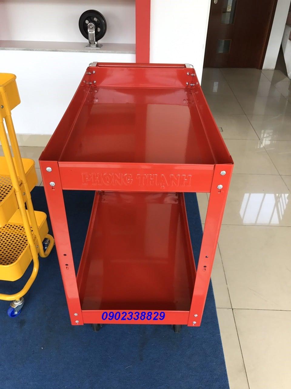 Bán xe đẩy dụng cụ XCD100T2