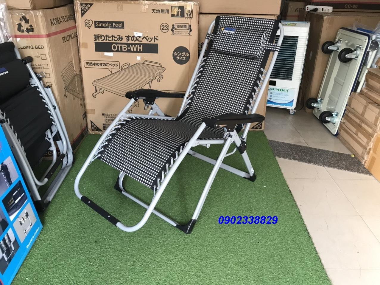 ghế xếp thư giãn cao cấp hakawa HK-G21P