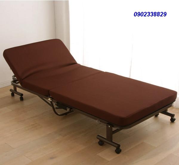 giường gấp nhập khẩu nhật bản OTB-TRN