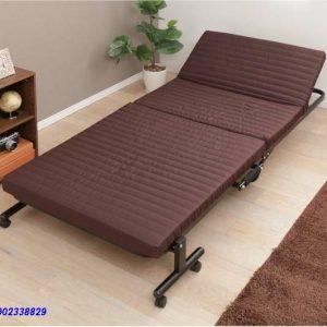 giường gấp nhập khẩu nhật bản OTB-BR