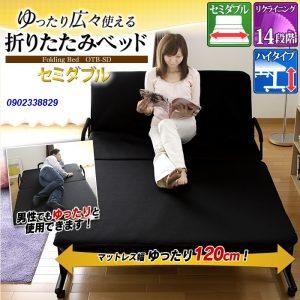 giường gấp thông minh nhật bản OTB-SD