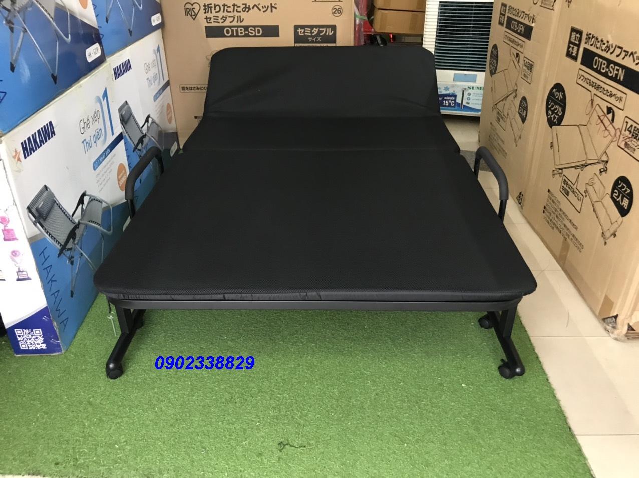 Giường gấp nhập khẩu Nhật Bản OTB-SD
